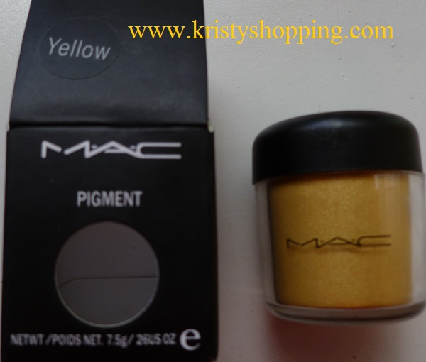 Pigment Yellow MAC